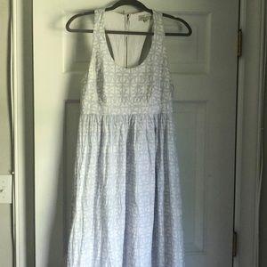 Annie Griffin sz6 maxi dress